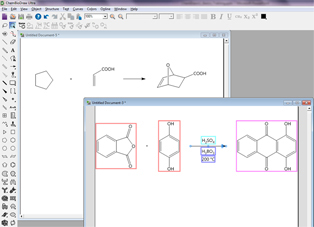 ChemDraw v13 fig1